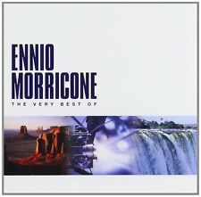 ENNIO MORRICONE ( NEW SEALED CD ) THE VERY BEST OF / GREATEST HITS