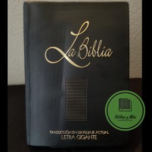 Biblia-en-Lenguaje-Actual-Letra-Gigante-Vinil-Negro-TLA