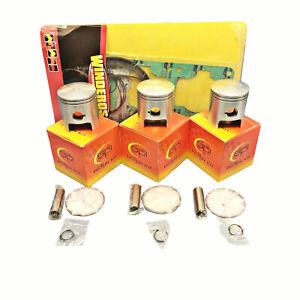 64-50mm-Std-SPI-Pistons-Haut-Fin-Joints-1995-1997-Ski-Doo-Formule-III-Triple-600