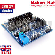 Sensor Shield V5.0 Sensor Expansion Board for Arduino – Robot Parts