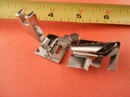 TL98QE /& TL98E Adjustable bias binder foot Pfaff 1200 Grand Quilter Juki TL98Q