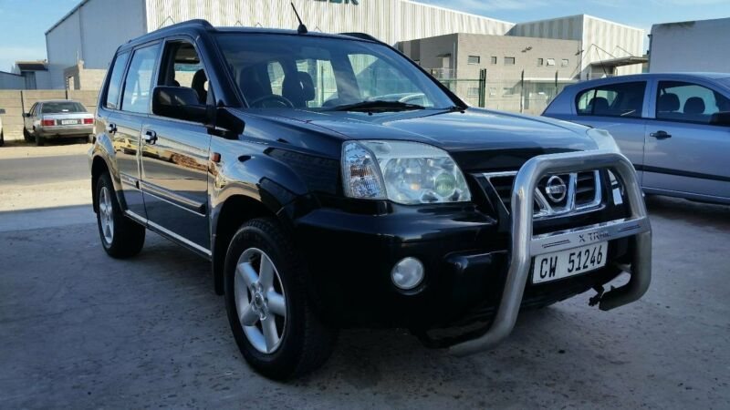 Nissan Xtrail QR20 and QR25 Reconditioned engines and Engine Spares