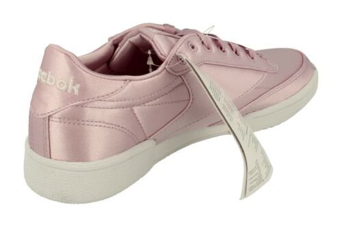 Sneakers Klassisch Damen Reebok 85 Satin Club Cn0564 Turnschuhe KJc5FTul31
