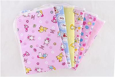 Reusable Washable Baby Infant Waterproof Urine Mat Cover Changing Pad Durable