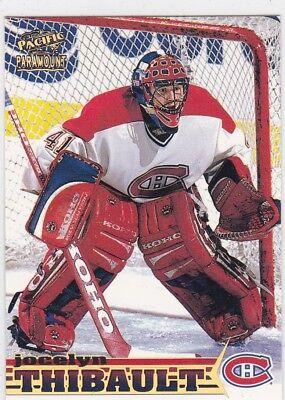 1X JOCELYN THIBAULT 1998 99 UD Ice Mcdonalds #19 AUTOGRAPH Signed Lots Available