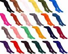40 or 60 or 100 Denier Womens Opaque Microfibre Tights ,23 Fashionable Colours