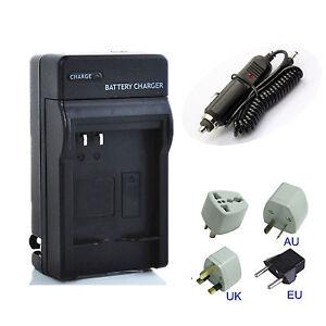 sony handycam battery not charging