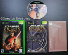 Star Wars: Knights of the Old Republic for Microsoft XBOX COMPLETE