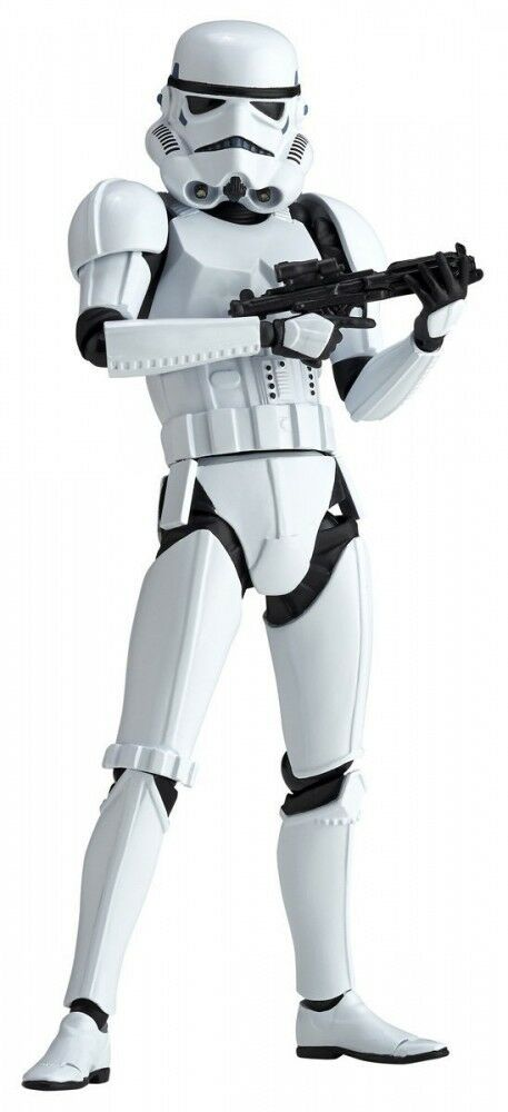 Kaiyodo figure complex Star Wars Revoltech STORM TROOPER Action Figure F S