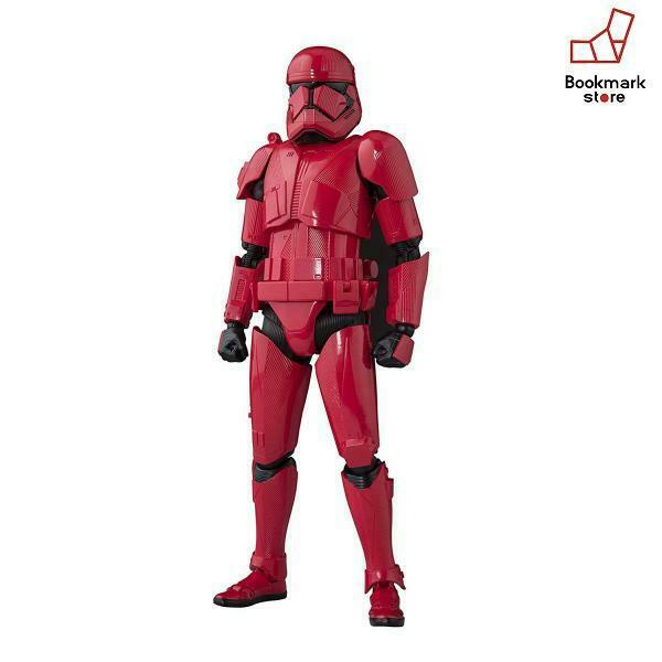 New S.H. Figuarts Star Wars Sith Trooper The Rise of Skywalker 150mm PVC&ABS