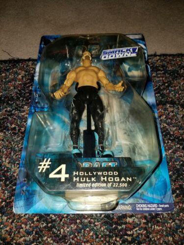 WWE projet Smackdown Hollywood Hulk Hogan limitée à 22,500 Action Figure