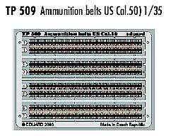 La Fourniture Eduard 1/35 Ammunition Belts Us Cal.50 Pré-peint En Couleur! #-afficher Le Titre D'origine Pratique Pour Cuire