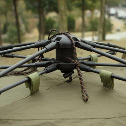 Q-TAC Ruck Zuck Bivvy Angelzelt B-WARE 300 x 300 x 160 cm Karpfenzelt