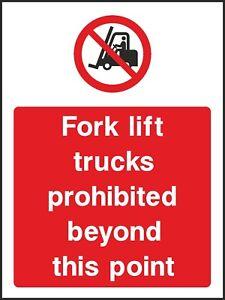 No-Fork-Lifts-Sign-V6PMAC0018-VAT-Invoice-Supplied