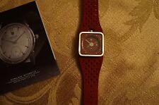 Lip Women's 187 10 72 TV Quartz Red Dial Watch