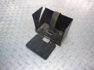 09 CF Moto CF250T-5 CF250T5 V5 Battery Box Bucket Tray Case