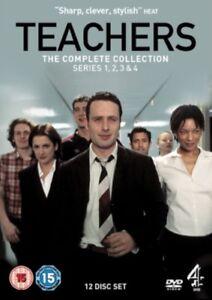 Nuevo-Maestros-Serie-1A-4-Coleccion-Completa-DVD