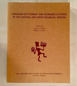 HOHOKAM-SETTLEMENT-AND-ECONOMIC-SYSTEMS-NEW-RIVER-DRAINAGE-ARIZONA