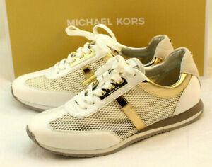 MICHAEL KORS Size 8 M Optic White