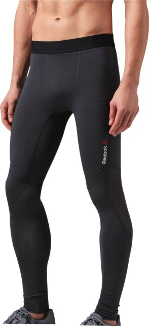 0c83157feaec4 Reebok Men''s One Series Quik Cotton Compression Tight Multi ...
