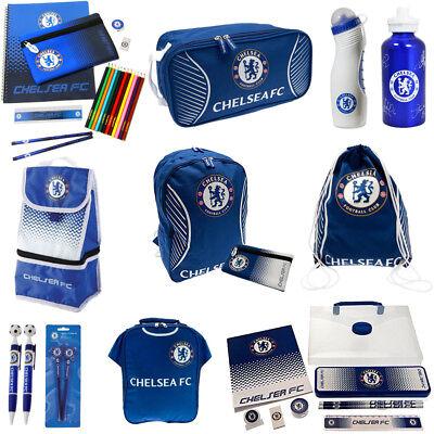 Chelsea FC Pencil Case Football Club Fan Player School Birthday PRESENT GIFT