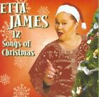 12 Songs of Christmas 0755174073021 by Etta James CD