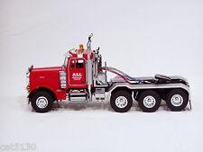 "Peterbilt 379 Truck Tractor - ""ALL CRANE"" - Red - 1/50 - WSI"