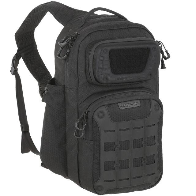 Maxpedition Gridflux Épaule Sac à Dos Militaire Armée Sling Pack Sécurité Noir