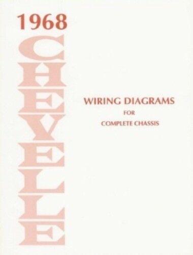 chevelle 1968 wiring diagram