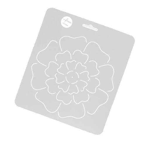 DIY Plastic Quilting Stencil Template Tool for DIY Patchwork Sewing Craft #2