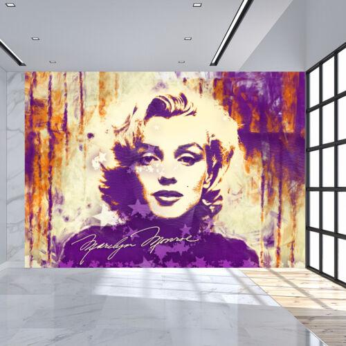 Fototapete Vlies Tapete Marilyn Monroe Sepia Nr TV21