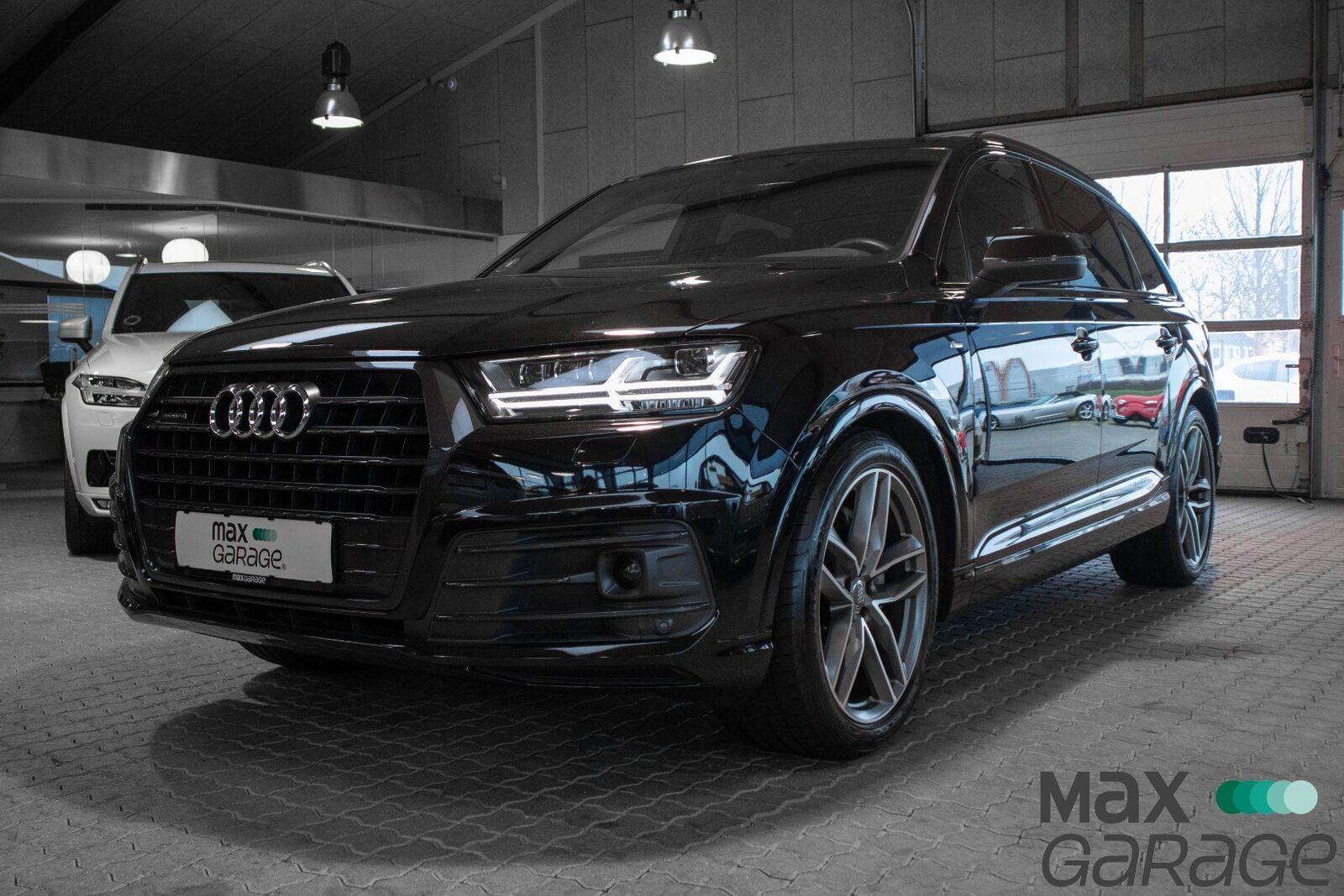 Audi Q7 3,0 TDi 272 S-line quat. Tiptr. 7p 5d
