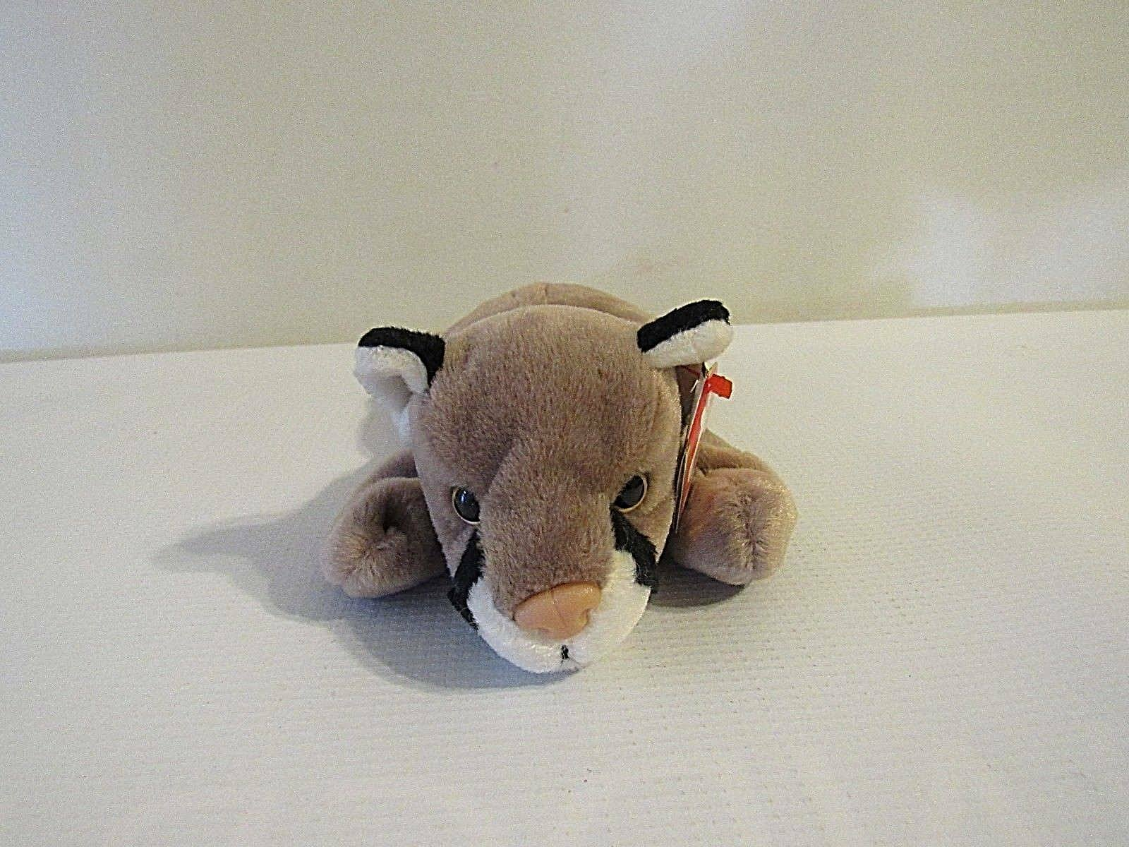 TY Beanie Babies Collection Retired  Canyon  with Tag Errors (BB)