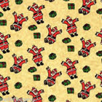 Santa Print Tissue Paper 500x750mm Multi Listing
