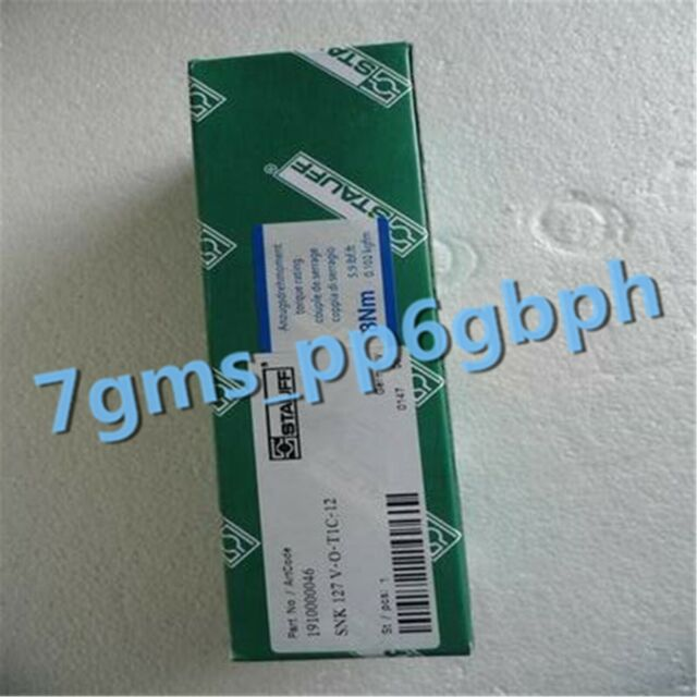Details about  /1PC New  STAUFF Flowmeter SNK 127V-O-T1C-12 1910000046