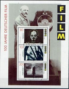 Block-33-ST-Waldkirchen-BRD-1995-Deutscher-Film