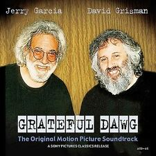 Grateful Dawg [The Original Motion Picture Soundtrack] by Jerry Garcia/David...