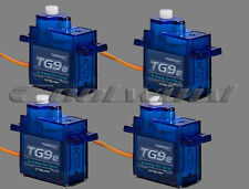 Turnigy TG9e x 4 9g 1.5kg 0.10sec Micro Servo For RC Plane Car Boat