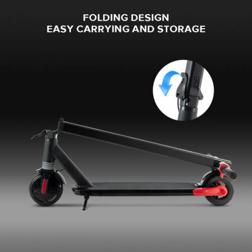 ELECTRIC SCOOTER 300W 20MPH COMMUTER FOLDING ADULT E-SCOOTER