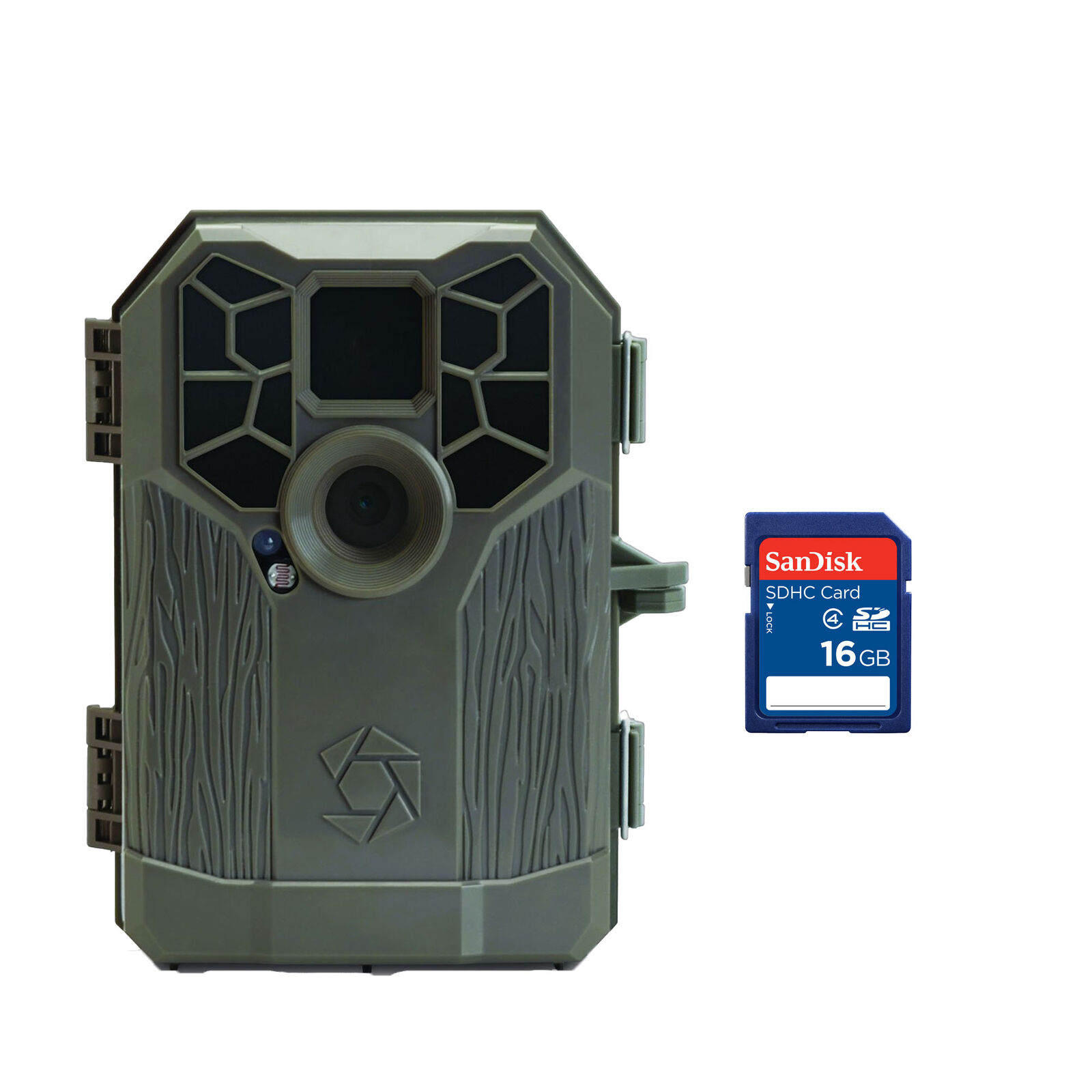 Stealth Cam  10MP Trail Hunting Video Photo Audio Camera + SanDisk 16GB SD Card  online retailers