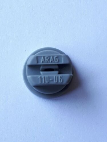 Flachstrahldüse boquilla xemburgueses sf110 ° gris 422sf11006