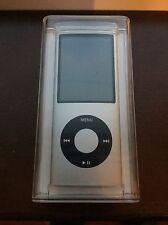 Apple iPod nano 4th Generation Silver (16GB) New