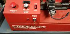 Paxtonpatterson Cnc Lathe Training Center