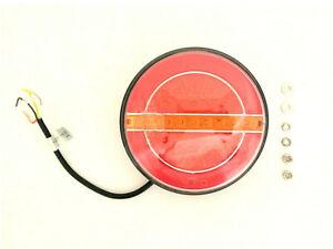 LED-Rueckleuchte-140-Positionsleuchte-Bremsleuchte-dynamische-Blinker-E9-Rechts