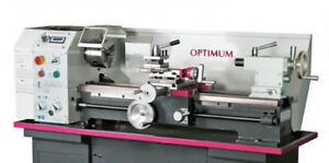 Optimum leitspindeldrehmaschine optiturn haz 2807v máquina de torneado desde el distribuidor!