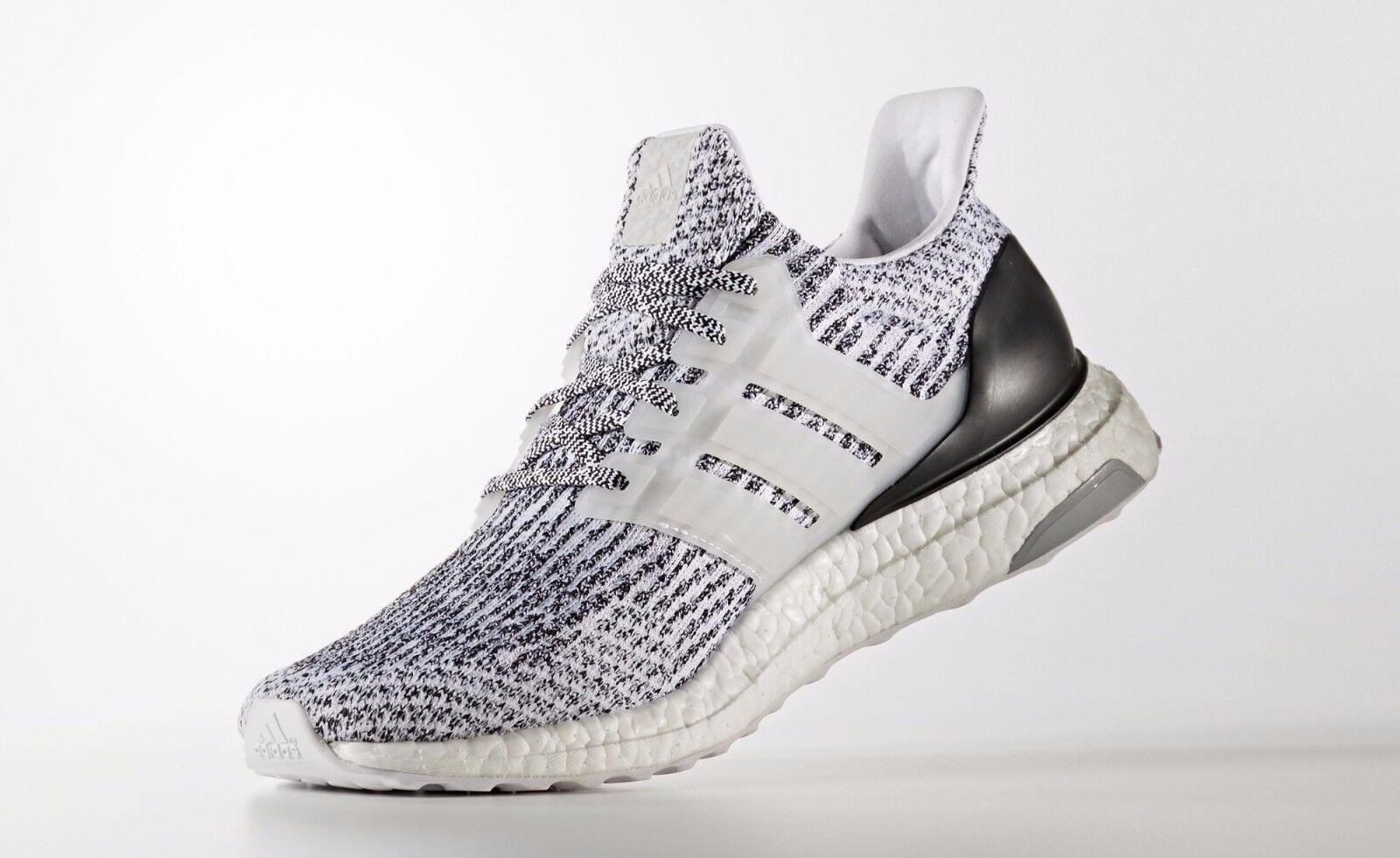 Adidas Ultra Boost 3.0 Oreo Zebra Size 9.5. S80636 yeezy nmd pk