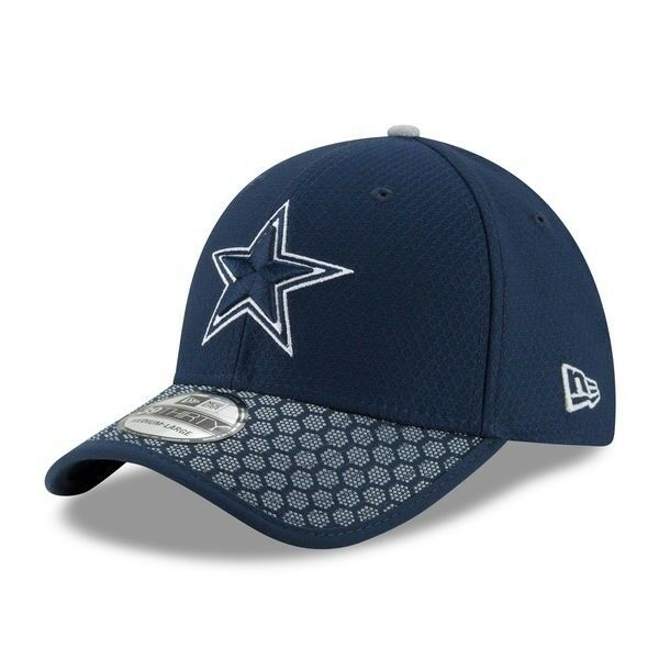 efdb9a5259de06 ... top quality dallas cowboys hat 2017 sideline official nfl era 39thirty cap  navy large xlarge ebay