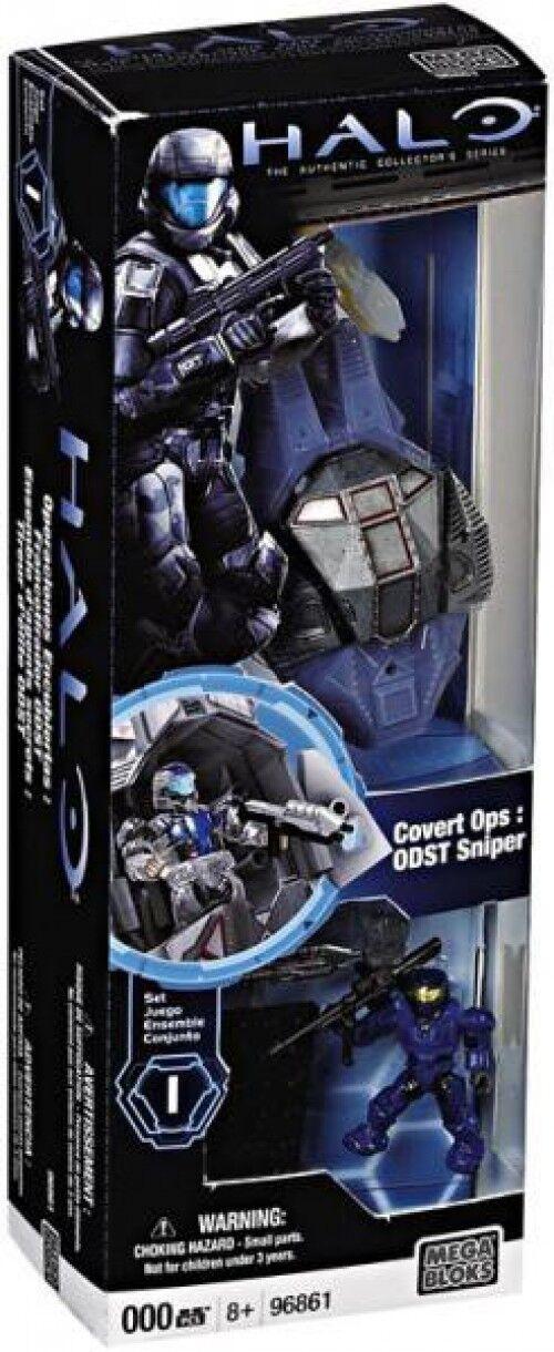 Mega Bloks Halo Covert  Ops: ODST Sniper Set  Covert 96861 5d9c3b