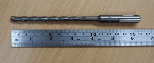 "Lot of 5 SDS Plus 1//4/"" X 6/"" Rotary Masonry Drill Bit Carbide Tip"