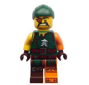 Lego-Sqiffy-Ninja-ninjago-Figurine-Mini-njo203-Neuf